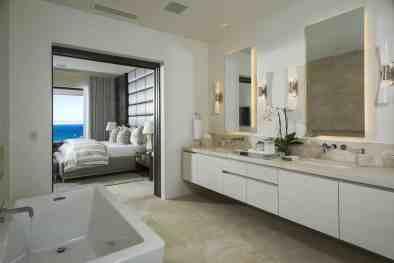 timeless classic eggersmann designs create a restful monochromatic yet luxurious bathroom
