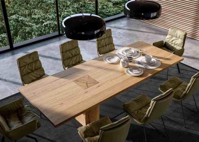 KFF mono rustical table