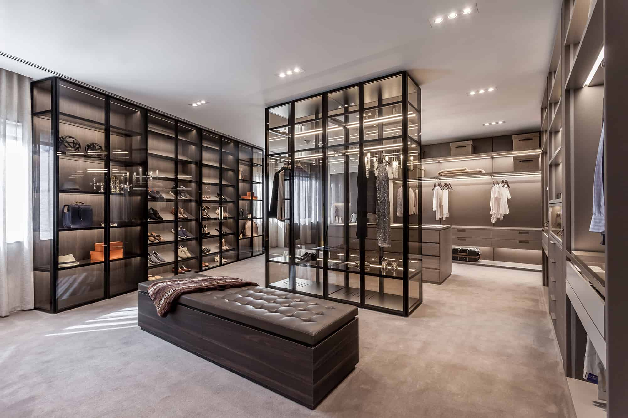 schmalenbach custom luxury walk in closet wardrobe