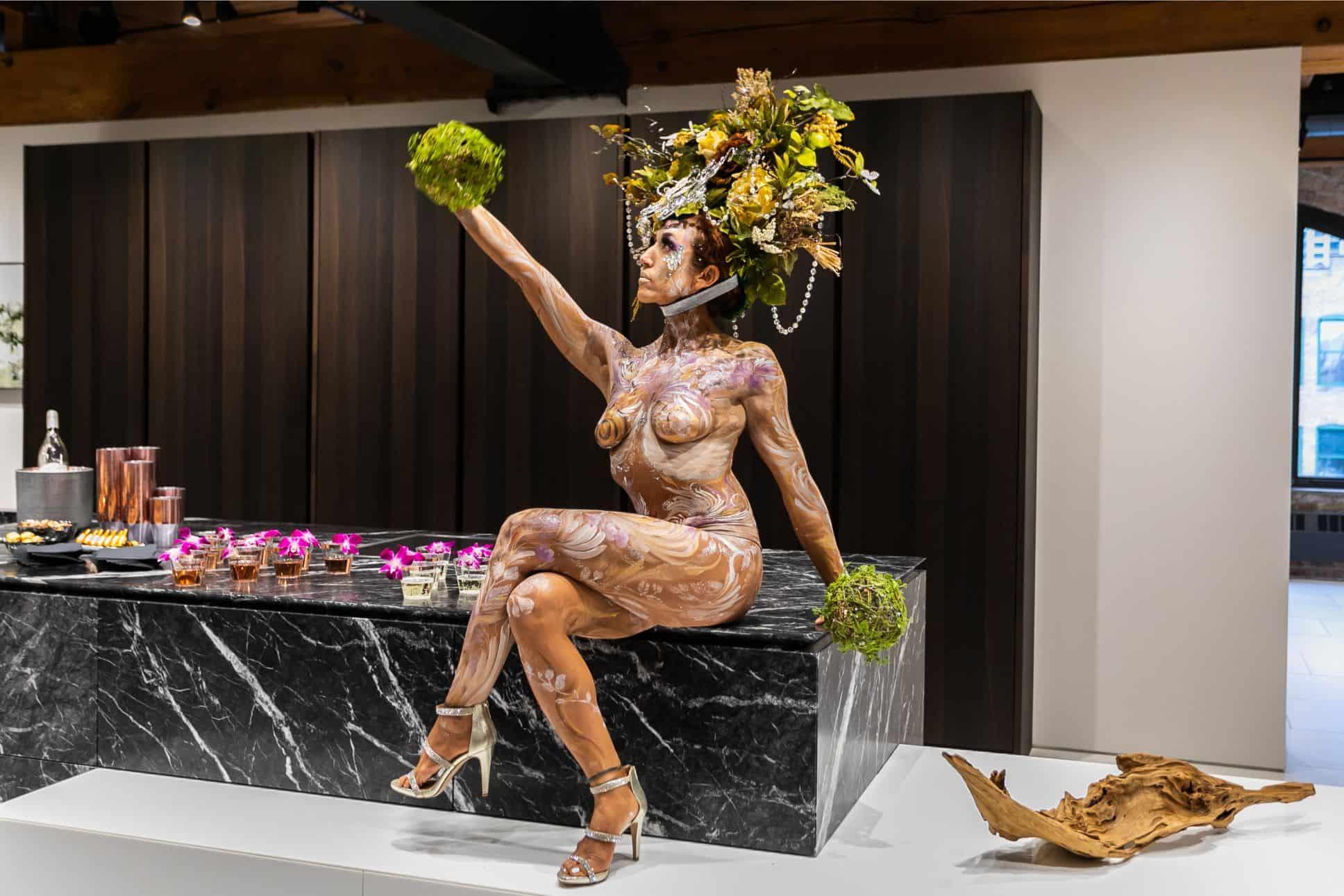 Goddess Gala of Fine Arts – RNDD 5th Annual Gallery Walk