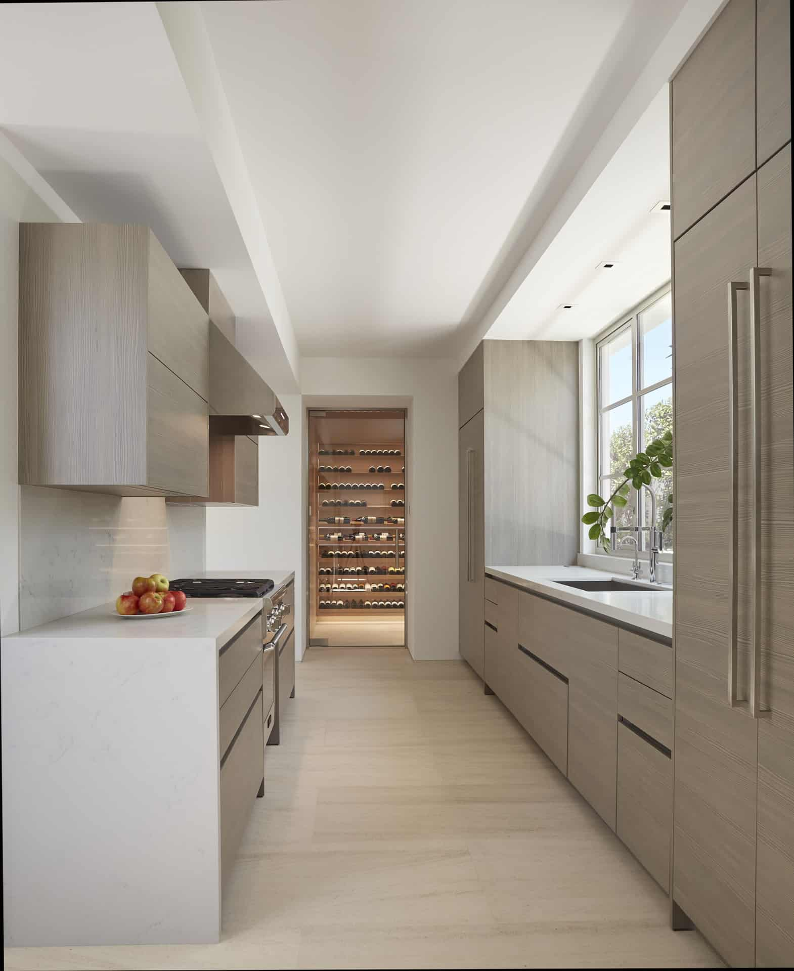 Project: New Build with 2 Luxury German Kitchens