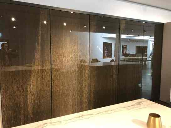 eggersmann factory tour interlink bronze finished wall cabinetry