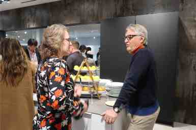 attendees at the making function fabulous event at eggersmann la