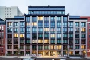 eggersmann usa installed german cabinetry in 83 units of 211 east 13th street in nyc