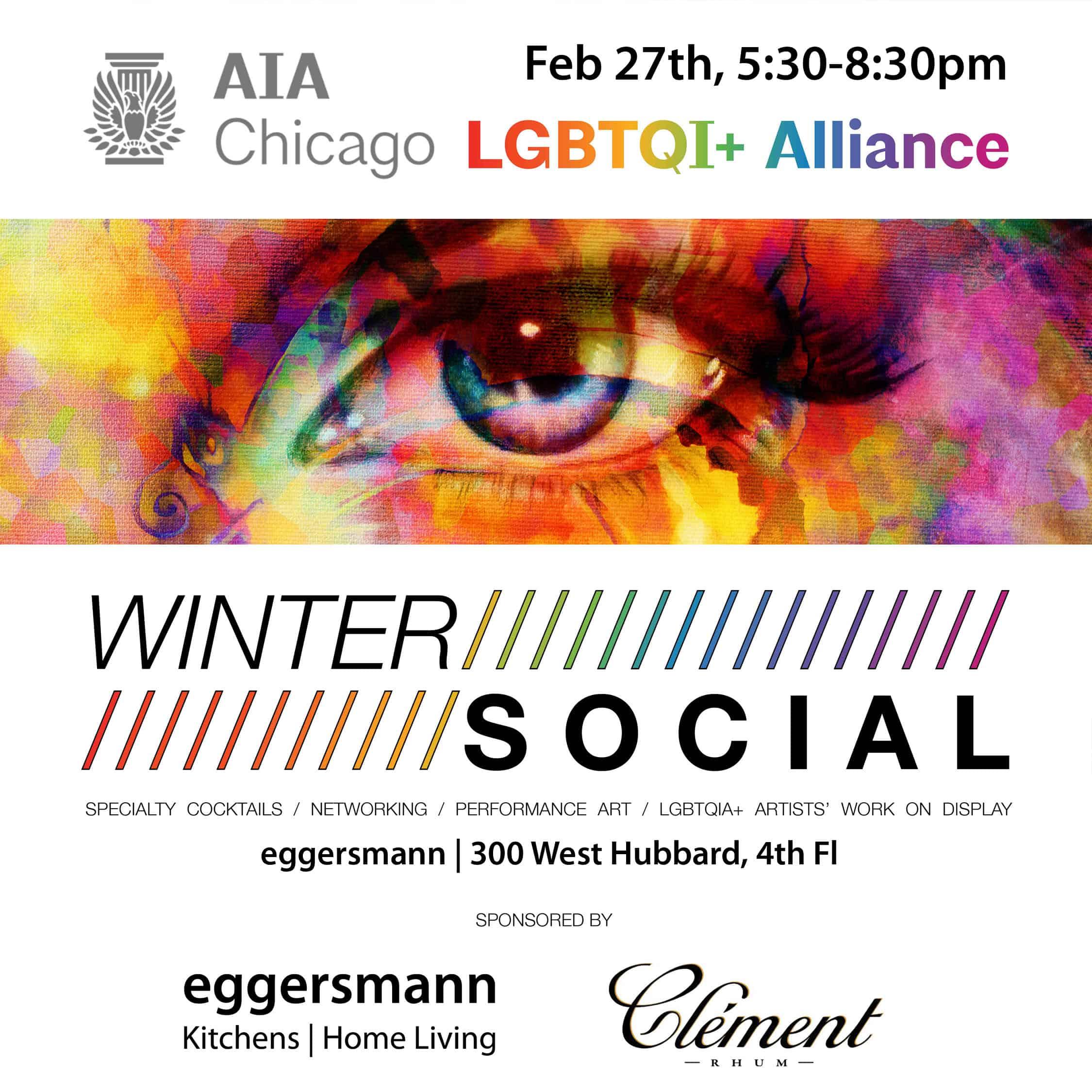 AIA CHICAGO LBGTQI WINTER SOCIAL