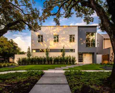 Project: Houston New Construction Contemporary & Classic