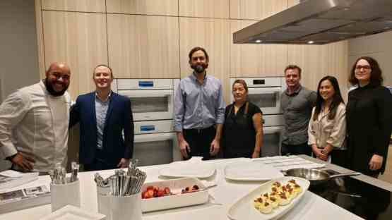 eggersmann staff and presenters from a january 2020 estate master class at eggersmann la