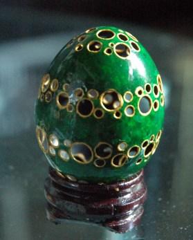 Green Swirl - SOLD