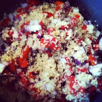 My Favorite Quinoa [keen-wah] Recipe