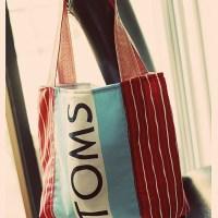 TOMS Tote Bag