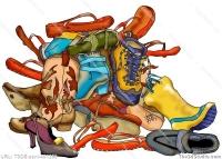 If Your Shoe Fits, Wear it… If it Doesn't DONATE IT!