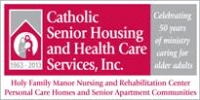 Event: Holy Family Manor Senior Expo - May 15 @ 10:00am