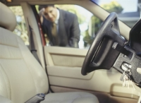 Forget something? Drivers forget their keys and more