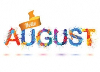 August 2019 - is here.