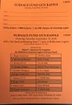 American Legion Hellertown Furnace Fund Gun Raffle September 10th 2016