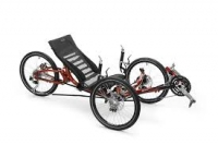 Tricycles aren't just for kids, recumbent tricycles popular with older riders