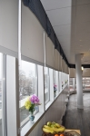 Mesh Solar Shades, SheerWeave Blinds are Best Option for Modern Offices and Health Care Facilities
