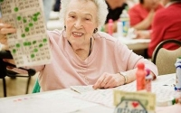 Bingo Calculations Help Elderly People Keep Their Brains Slert
