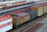 Rail Yard Workers