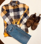 Fall + Flannel = Fabulous!