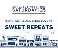 Shop Small Saturday!!