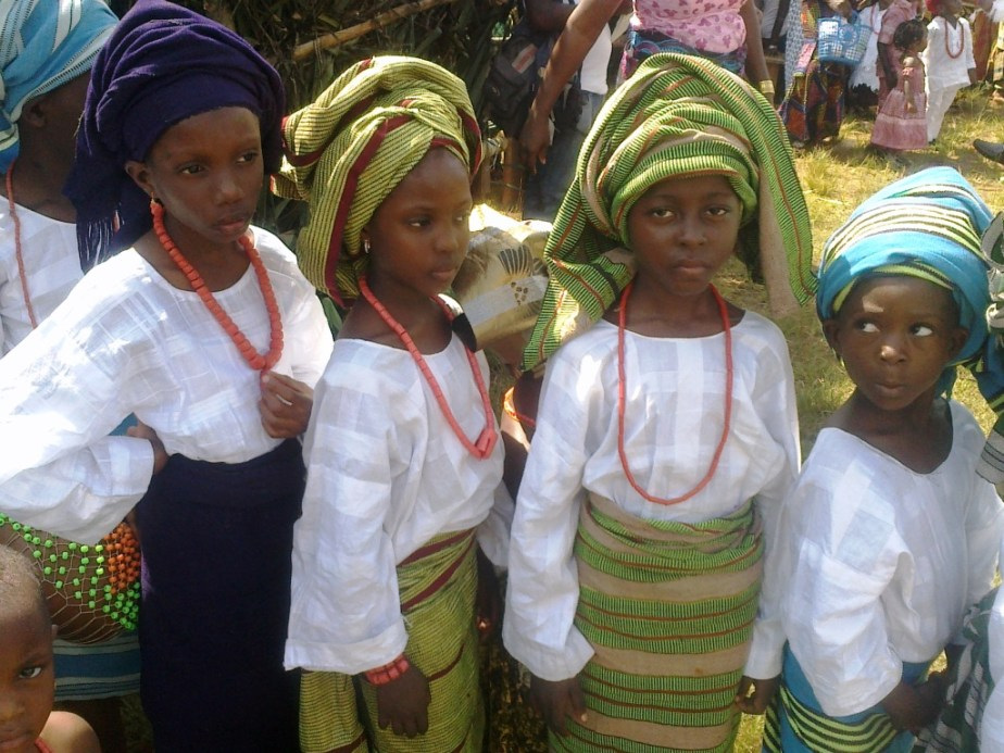 Photos On Culture Day Celebration By PrimarySecondary School Students Eghoartculture