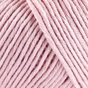 Organic Cotton: Lys Rød