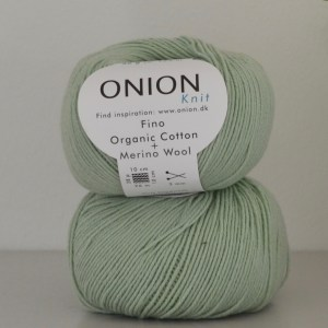 Onion: Fino Organic Cotton+Merino Wool