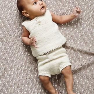 Carla - baby undertøj