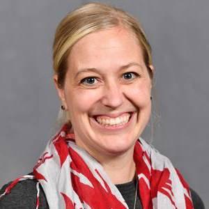 Katie Hawley, Treasurer