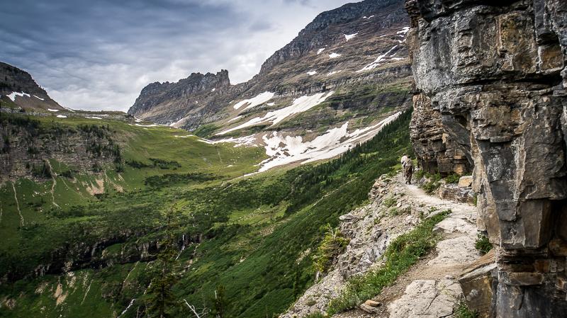 Highline Trail – Glacier NP