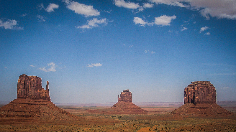 The Mittens – Monument Valley