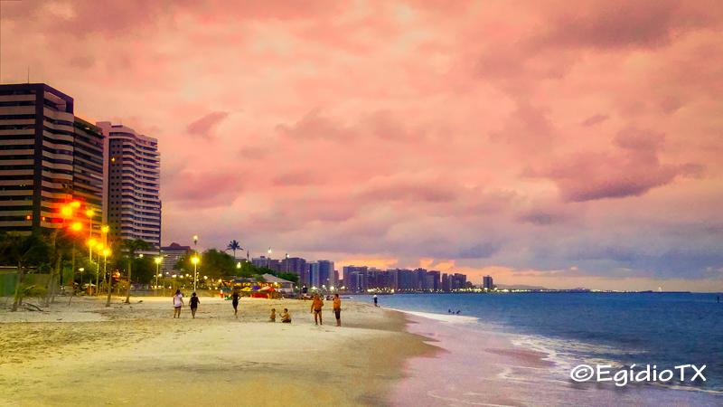 Fortaleza Sunset