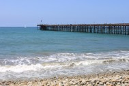 Le Manhattan de Surfin' U.S.A., c'est Manhattan Beach. Brian Wilson a une peur panique de l'eau. Dans le groupe des Beach Boys, seul son défunt frère Dennis était adepte du surf.