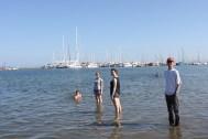Santa Barbara (qui me dira pourquoi, j'ai le mal de vivre ?) Cf. https://fr.wikipedia.org/wiki/Santa_Barbara_(feuilleton_t%C3%A9l%C3%A9vis%C3%A9).