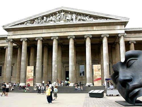 Resultado de imagen para Fotos del Museo Británico,