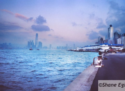 Hong Kong Pier