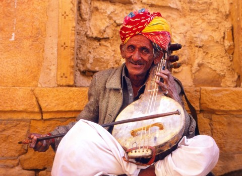 Indian Musician