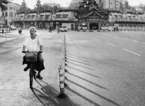 Yangon Bike Rider