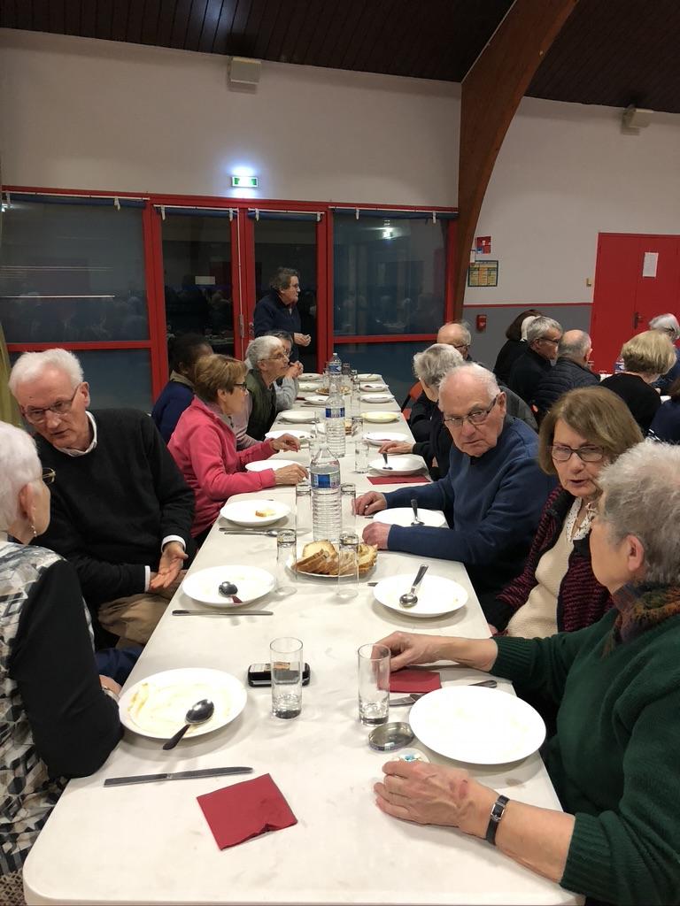 Petits dîners fraternels de Carême