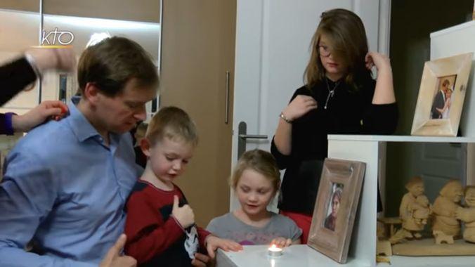 Une liturgie familiale pour le dimanche