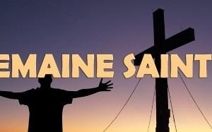 Quatre occasions de se recueillir durant la Semaine Sainte