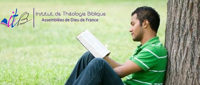 L'institut de Théologie biblique de sADD sur le Bassin