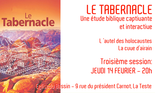 Le Tabernacle – Session 3