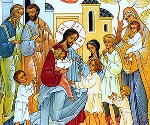 Православный катехизис для детей по средам