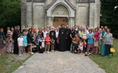 Освящение Свято-Серафимовского храма 3 июля 2016 – фотогалерея