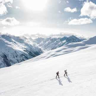 Skitour/Schneeschuhtour