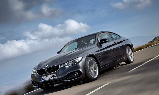 Bmw Unveils Allnew 2014 4series Coupe, And Also Subtly