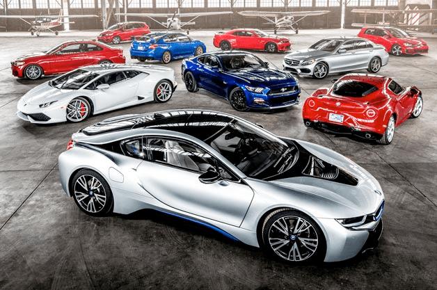 2015 Automobile Magazine Allstars  Egmcartech