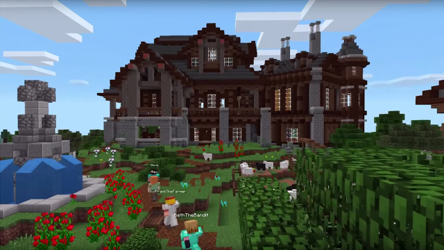 See Minecraft Pocket Editions Latest Updates In New